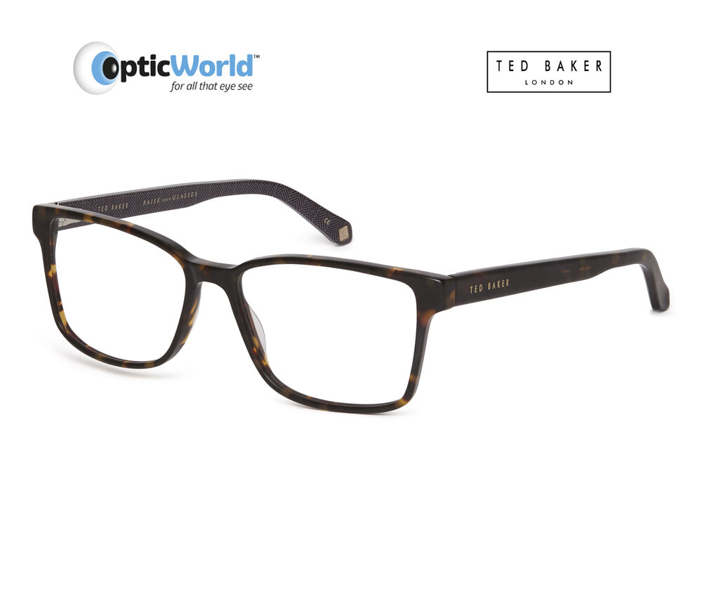 Ted Baker TB8188 ABBOTT - Designer Spectacle Frames with Case (All Colours)    eBay 128ffd5f64