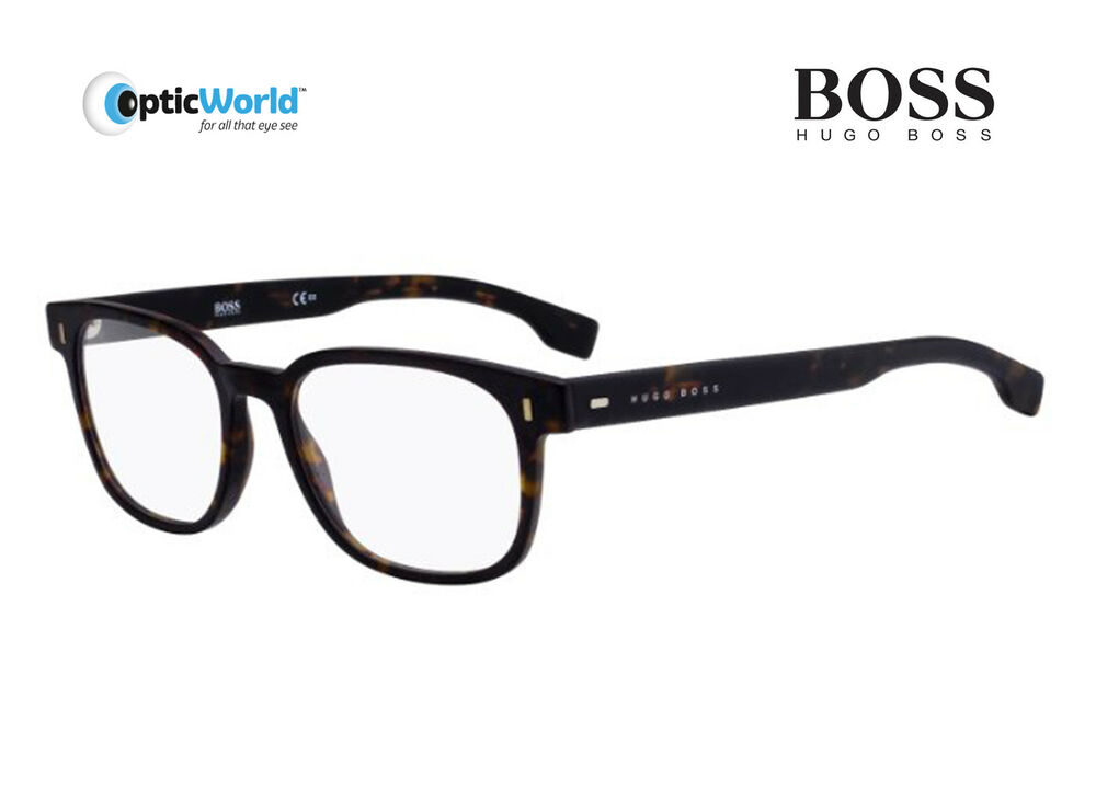 ae33b3906d2 Details about HUGO BOSS - HB0958 Designer Spectacle Frames with Case (All  Colours)