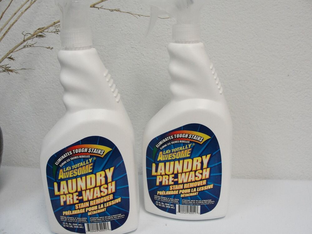La S Totally Awesome Laundry Pre Wash Stain Remover Two