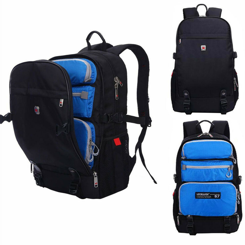 Details about Transformable Convertible Carry-on Travel Backpack with Laptop  Compartment b61f06a57