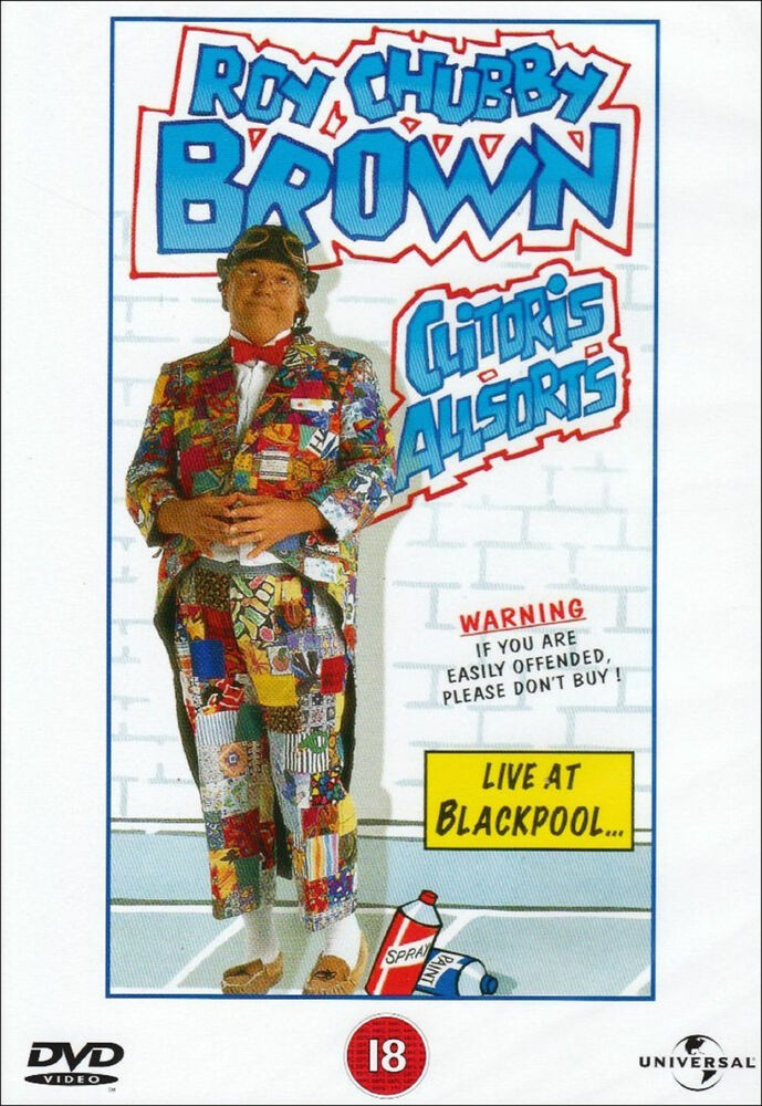 Images - Roy chubby brown new dvd