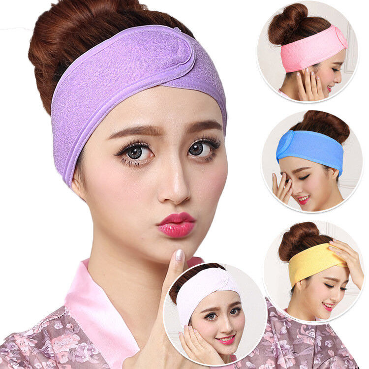 Beauty & Health Useful 2pcs Makeup Headbands With Soft And Cute Big Bow For Women And Girls Shower Spa And Make Up Moderate Price Bath
