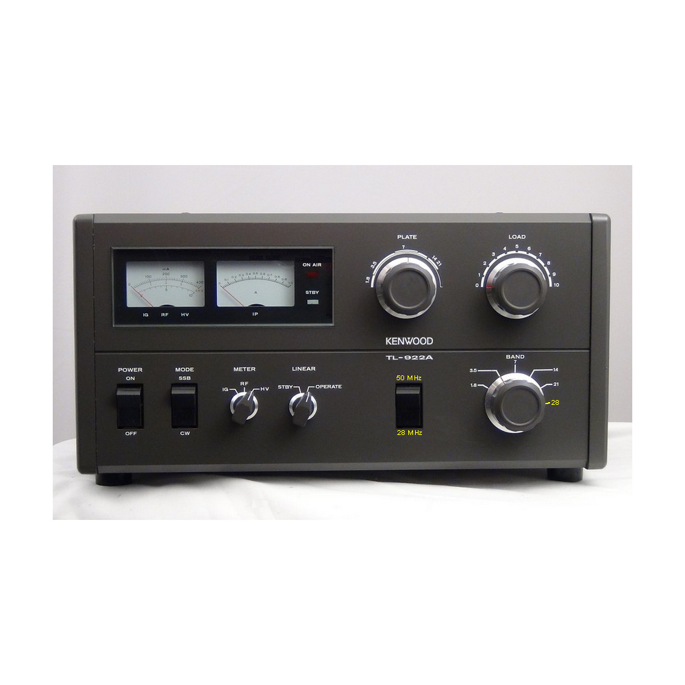 """on your KENWOOD TL-922//A amplifier Add the 10m /& """"Magic Band"""" 6m"""