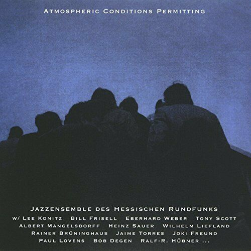 Frankfurt Jazz Ensemble - Atmospheric Conditions Permitting [CD]