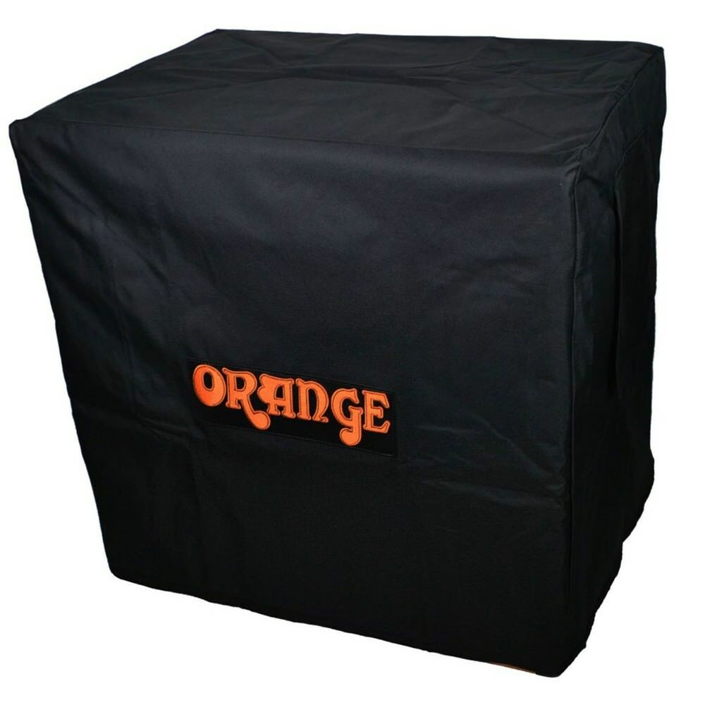 Details About Orange Amps Cab Cover For 4x10 B Speaker Extension Cabinets Fits Obc410