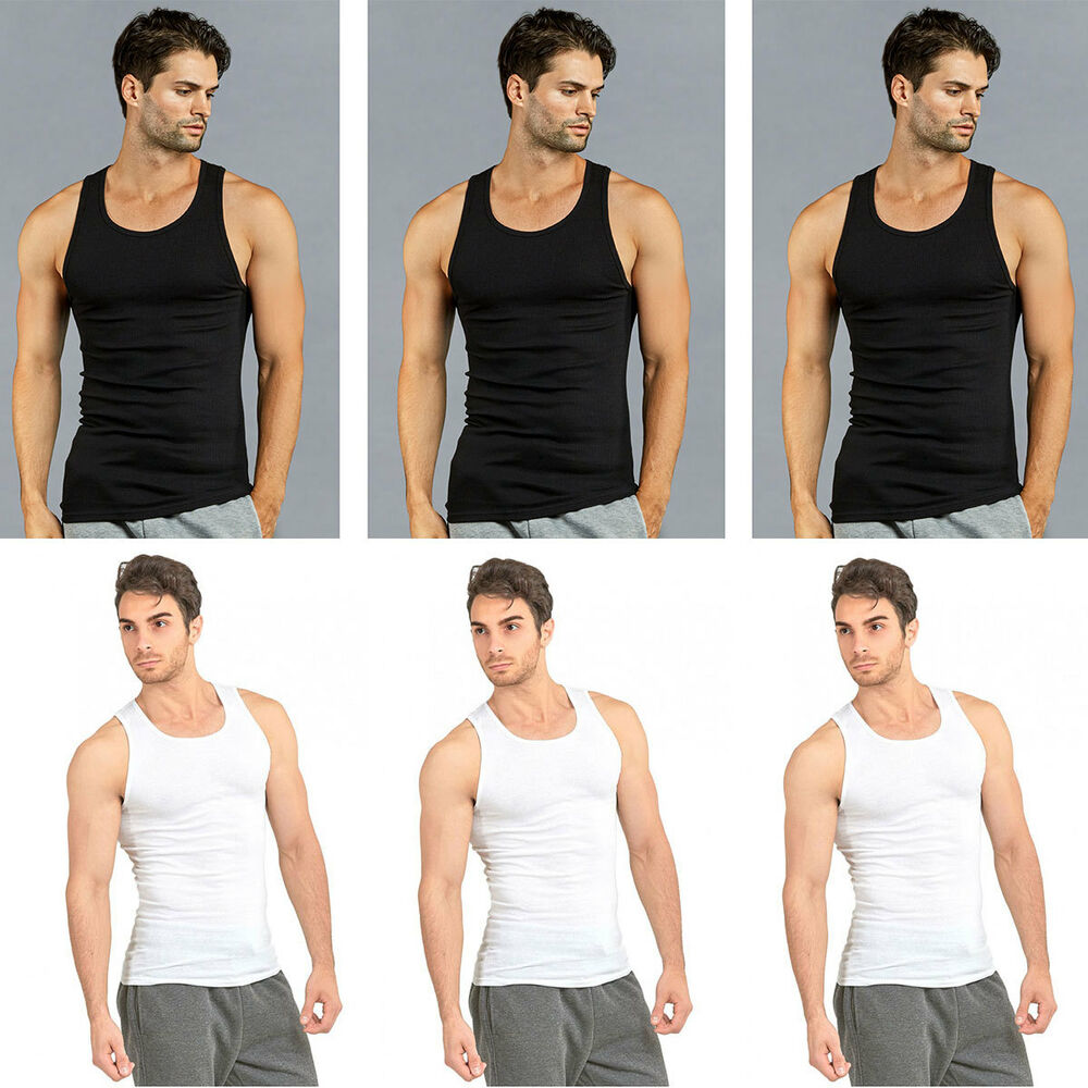 c17fd4a28e1287 Mens Black Tank Top Undershirts – EDGE Engineering and Consulting ...