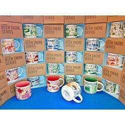 Kyпить STARBUCKS City Mugs - BEEN THERE SERIES - **NEW WITH TAG** collection *ASSORTED* на еВаy.соm