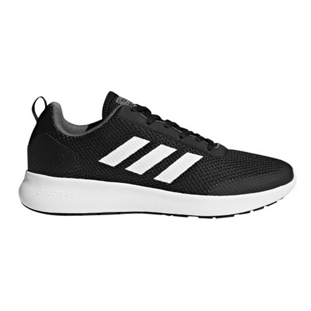 0ff73aa863 Details about Adidas Men s CF ELEMENT RACE RUNNING Training shoe Black   White All sizes DB1459