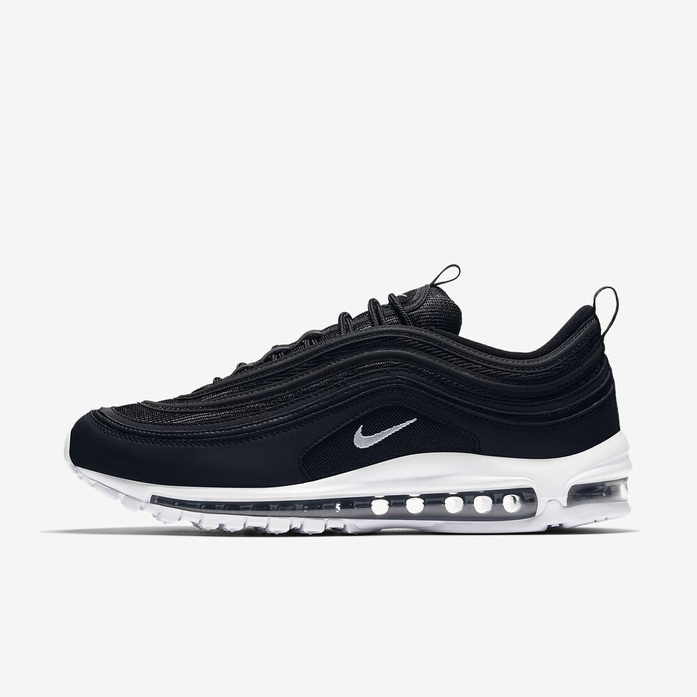 588378caae Details about NIKE AIR MAX 97 921826-001 BLACK WHITE PLUS TN 97 98 VAPORMAX