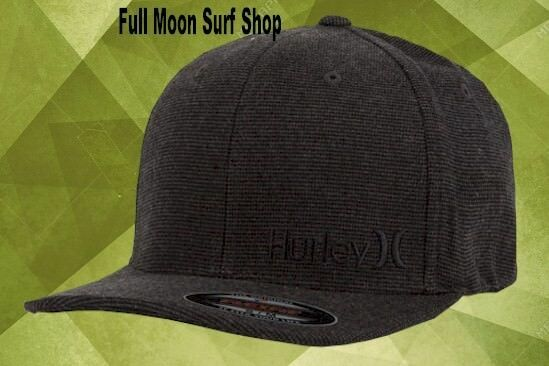 low priced abbcc 67e04 ... best price details about new hurley corp textures olive flexfit mens  hat cap 91856 8d4d5