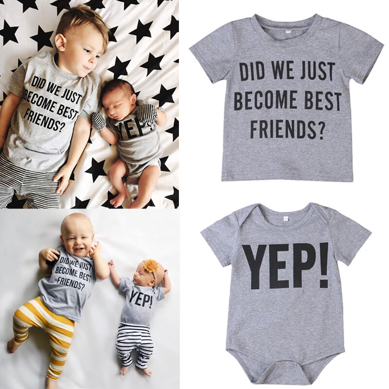Big Brother Little Sister Clothes Uk
