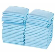 50 Heavy 23 X 36 Disposable Bed Chair Wheelchair Incontinence Underpad Pads