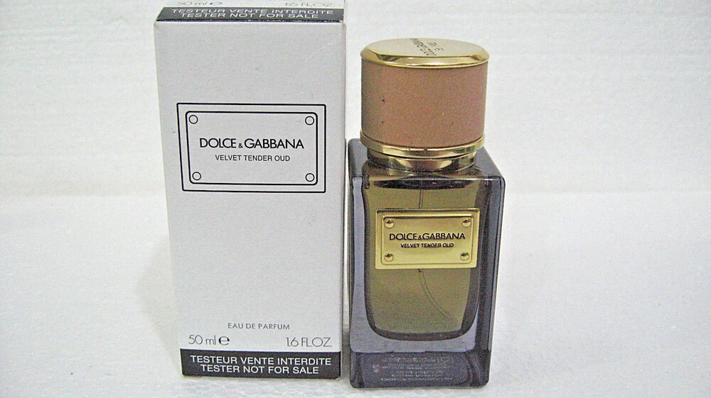 bcbc786d15729b Dolce-Gabbana-VELVET-TENDER-OUD-EDP 50ml Test er new inn white box  737052684154   eBay