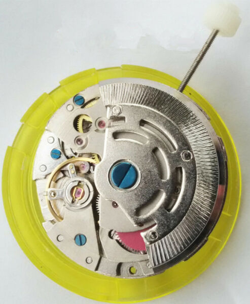 Automatic Mechanical Watch Wrist Movement Day Date 2813 High Accuracy