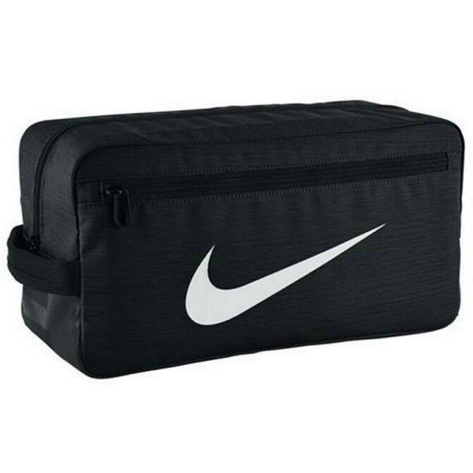 9af28af814af17 Details about Nike Brasilia 6 Shoe Bag Football Boot Bags Sports Training  Gym small item