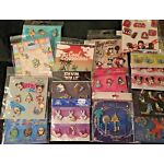 Disney Trading Pins Set -Brand New Booster Sets-MINIMUM 20 Pin Lot!FREE SHIPPING
