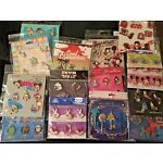 Disney Trading Pins- Brand New Booster Sets- MINIMUM 50 Pin Lot! FREE SHIPPING