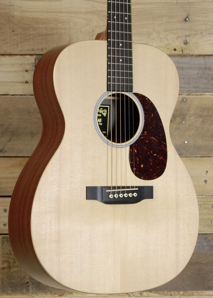 martin 00x1ae acoustic guitar 729789400725 ebay. Black Bedroom Furniture Sets. Home Design Ideas