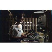 US seller ~Blackmagic Davinci Resolve 15 Studio (Dongle)