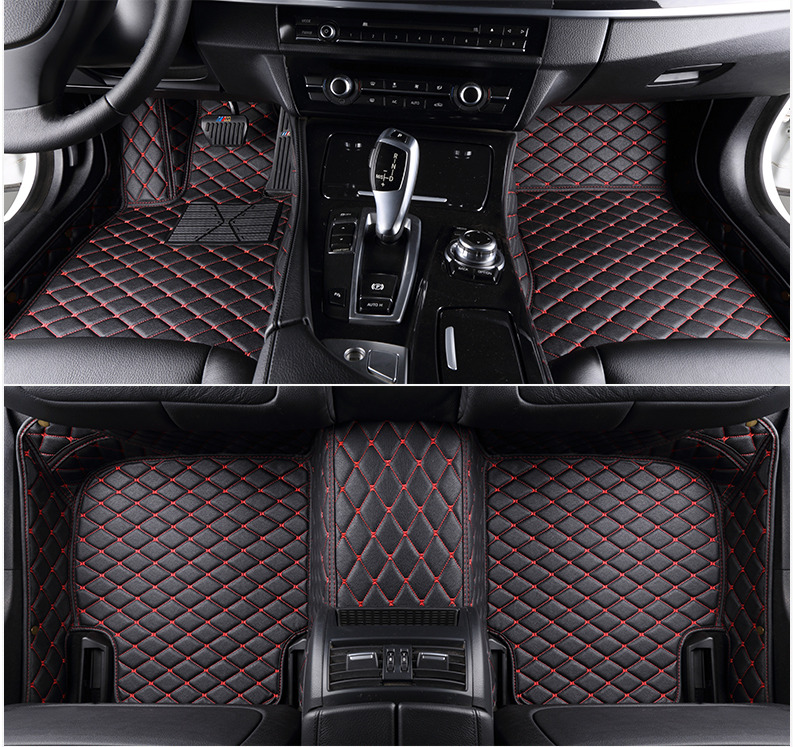 For Dodge Charger 2011 2019 Car Floor Mats All Weather