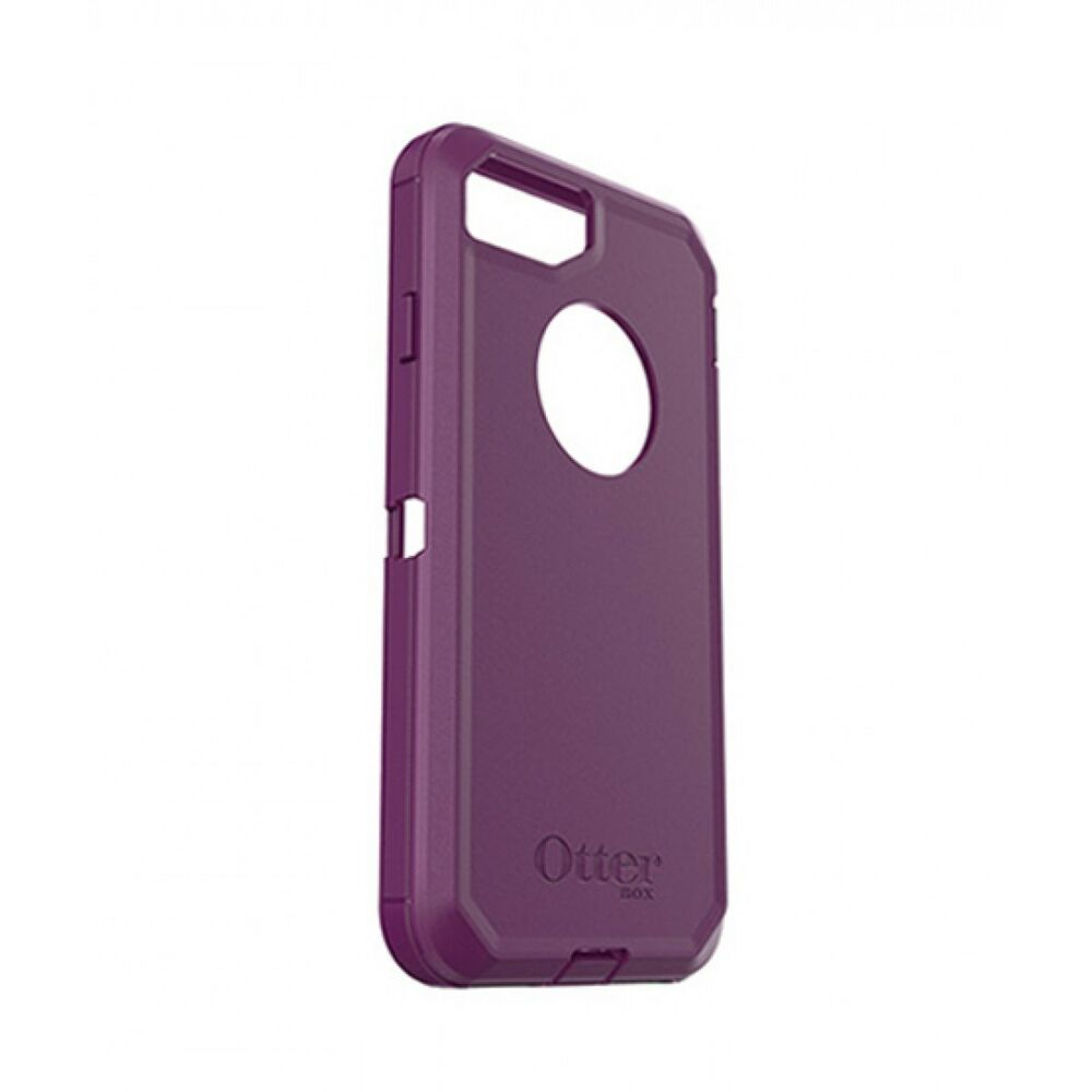 low priced fac97 b3656 Otterbox Defender Series Screenless Case for iPhone 7 Plus and 8  Plus-Purple-Exc   eBay