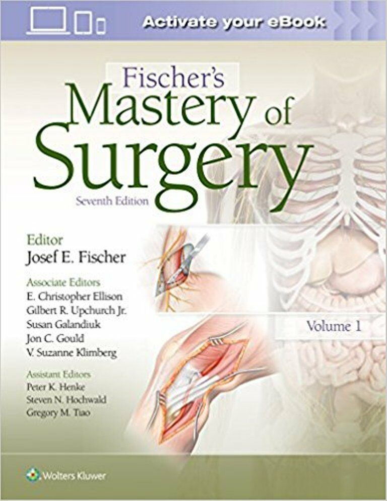 Mastery Of Surgery 5th Edition Pdf