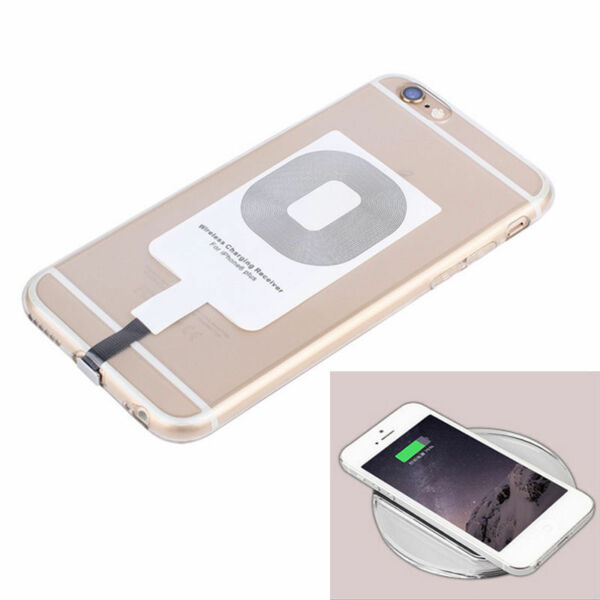 TPX Wireless Charger Adapter Charging Receiver For iPhone Samsung Andriod Type-C