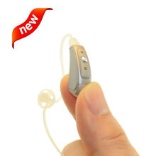 Silhouette 820 Open-fit Digital BTE Hearing Aid