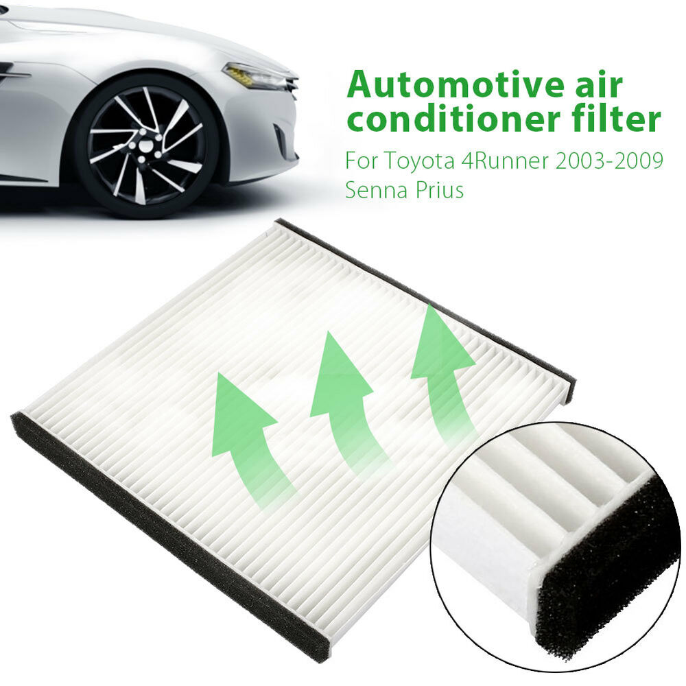 Cabin Air Filter For Toyota 4runner 2003 2009 Sienna 2004 Prius 2001 Fuel Ebay