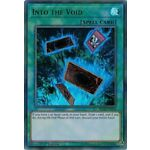 Into the Void - BLLR-EN074 - Ultra Rare - 1st Edition - FREE SHIPPING