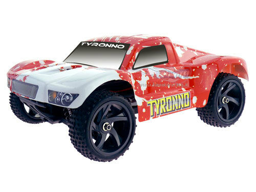 E18SCL Short Course Truck Brushless Tyronno Himoto 1/18 4WD