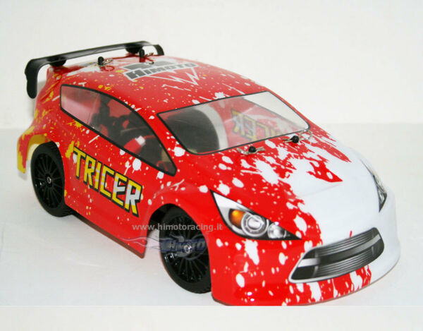 """E18OR Stradale """"Tricer"""" 1/18 Himoto 2.4gHz 4WD RTR"""