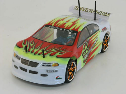 Rko650-01 AUTOMODELLO ELECTRICO ON ROAD 1/10 rtr 2.4 ghz brushless on road 1/10