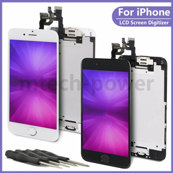 For iPhone 6 6Plus 6s Plus Front Screen Replacement LCD Touch Digitizer Assembly