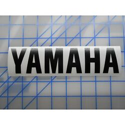 Yamaha Decal 5.5'' 7.5'' 11'' Outboard Motorcycle ATV R6 25 90 Prop Cowling Speaker