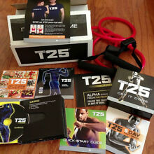FOCUS T25  14 dvd.   Free shipping, Brand new  !!!