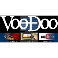 VOODOO SERVER HD QUALITY 1 MONTH SUBSCRIPTION