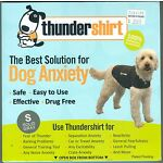 Thundershirt Dog Shirt, Small, Solid Heather Gray~New and unused in Original Pkg