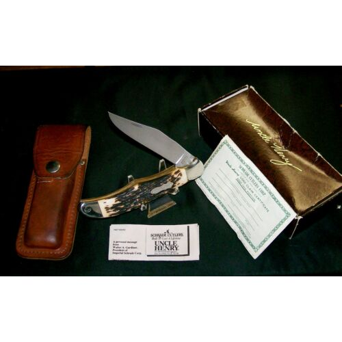 schrade-127uh-knife-sheath-uncle-henry-serial-33115-circa1970s-wpackaging