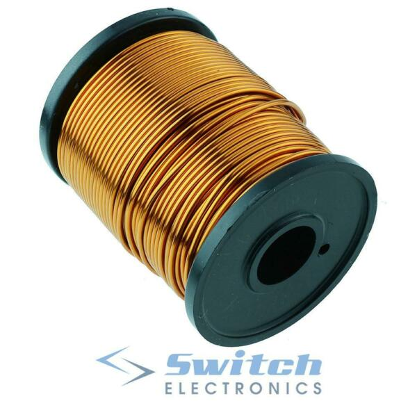 Enamelled Copper Wire 500g - 16SWG to 36SWG