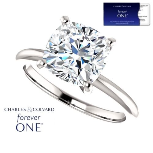 200-carat-cushion-moissanite-forever-one-ring-14k-gold-charles-colvard-