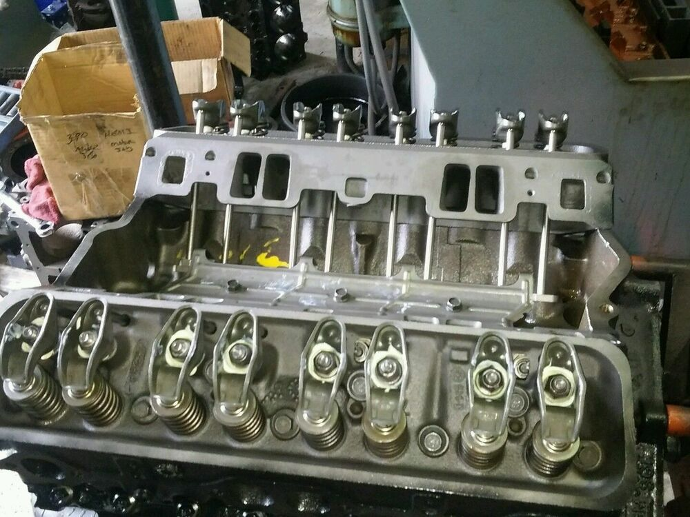 Gm 350 5 7 Vortec Chevy Engine 96