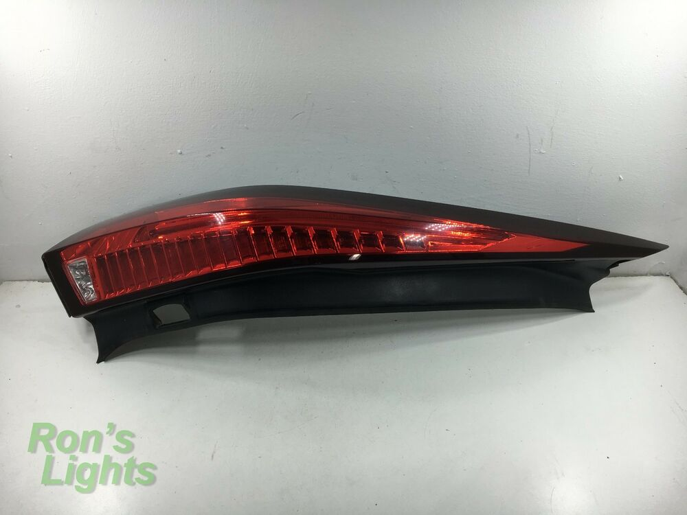 2010 2014 Cadillac Cts Wagon Led Tail Light Oem Lh