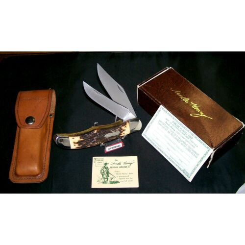 schrade-227uh-knife-sheath-1980s-uncle-henry-woriginal-packagingpapers-rare