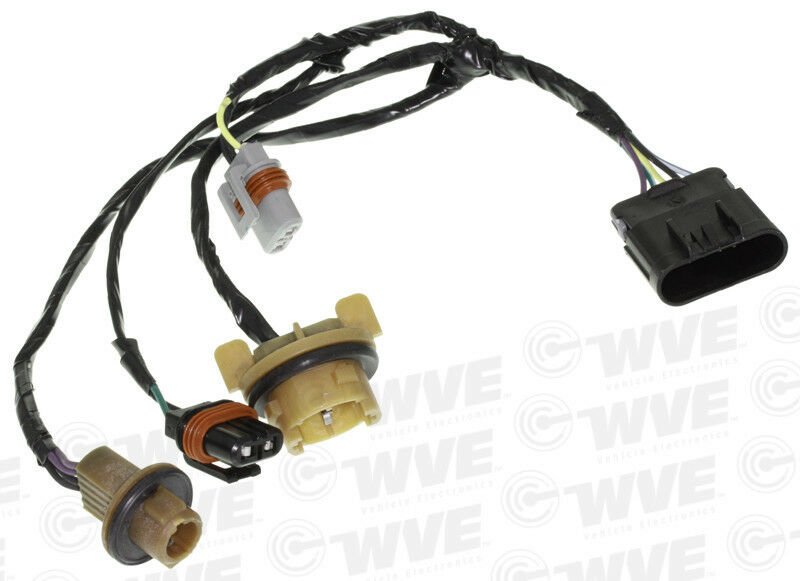Headlight Wiring Harness Wve By N 1p2178 Fits 0607 Buick Lucerne Rhebay: 2006 Buick Lucerne Door Wire Harness Further At Gmaili.net