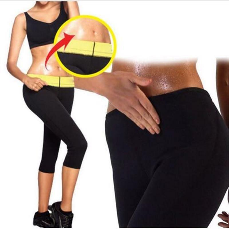 29637f2553 Hot Shapers Neoprene Body Shaper Women s Slimming Pants Tummy ...