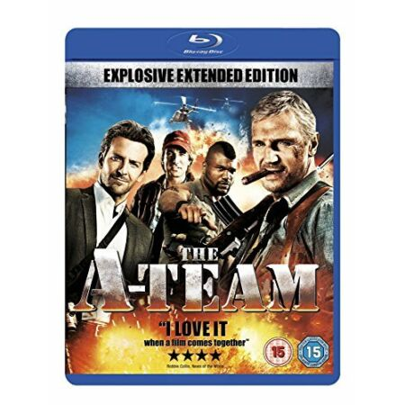img-The A-Team (Explosive Extended Edition) [Blu-ray] [2010] [DVD][Region 2]