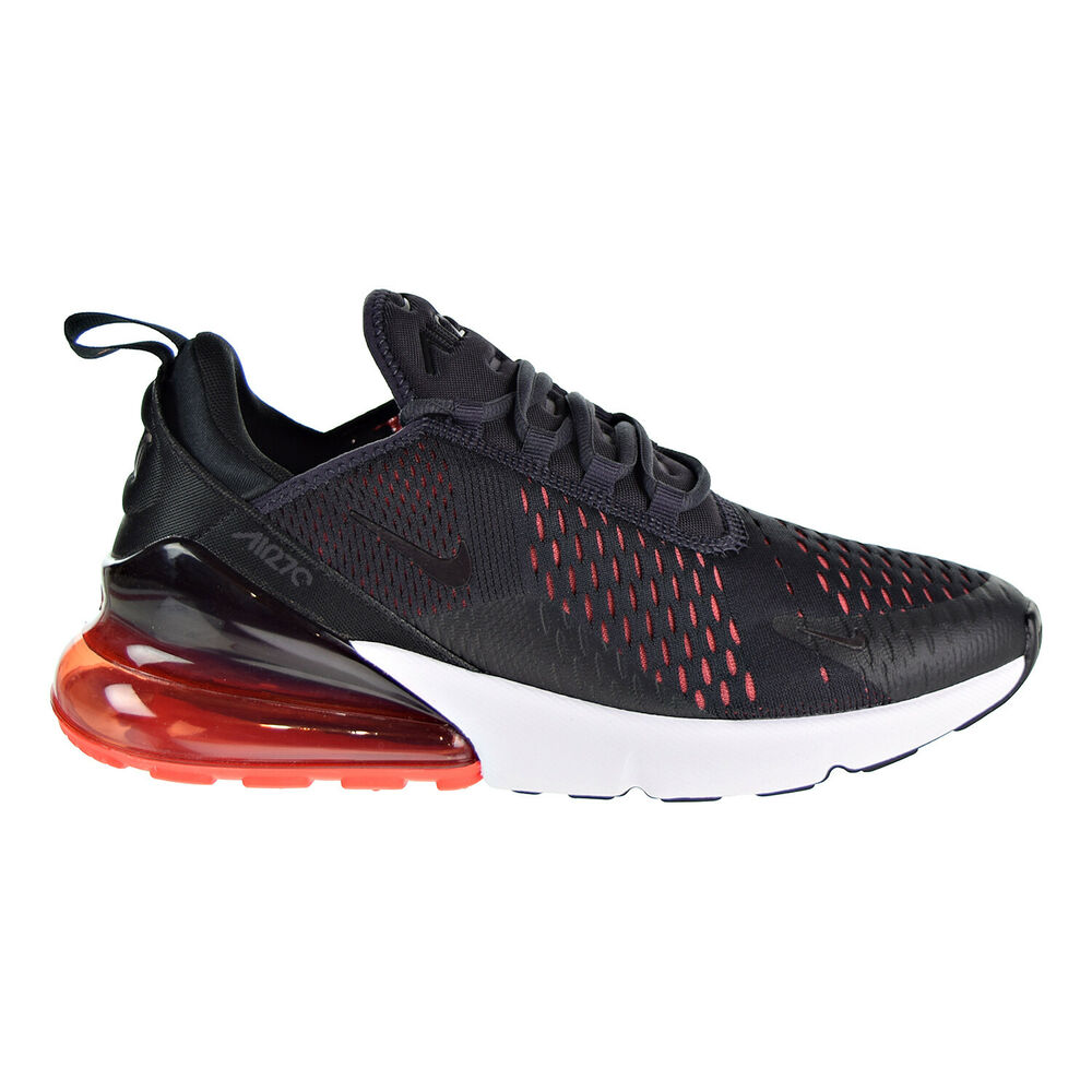 da544a8d469 Details about Nike Air Max 270 Men s Shoes Oil Grey Habanero Red AH8050-013