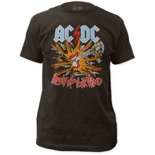 b50614af4 Details about New The Official AC/CD BLOW UP YOUR VIDEO T-Shirt L  Inspiration For Gucci Shirts