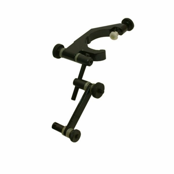 Universal Adjustable Indicator Quill Clamp Plunger Dial Gauge, test DTI Holder